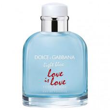 DOLCE&GABBANA Light Blue Love is Love Eau de Toilette Pour Homme