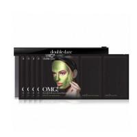 Double Dare OMG Трехкомпонентный комплекс масок «УВЛАЖНЕНИЕ И СЕБОКОНТРОЛЬ», упаковка 5 штук (Double Dare OMG, OMG!)