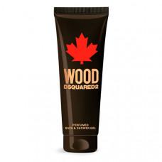 DSQUARED2 Гель для ванны и душа Wood Pour Homme