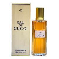 Eau de Gucci: туалетная вода 50мл