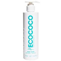 ECOCOCO Гель для душа восстанавливающий и питающий с кокосом