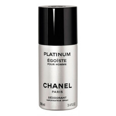 Egoiste Platinum: дезодорант 100мл