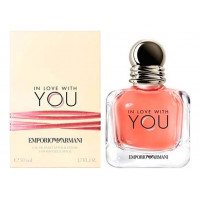 Emporio In Love With You: парфюмерная вода 50мл
