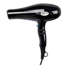 Фен для волос керамико-турмалиновый 2200W: Фен черный