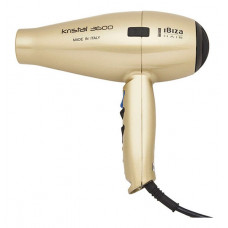 Фен для волос Kristal 3600 Gold 1875Вт
