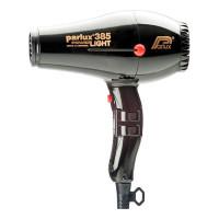 Фен для волос Power Light 385 2150W (2 насадки, черный)