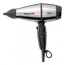 Фен для волос Steelfx BAB8000IE 2000W (ионизация, 1 насадка, стальной)