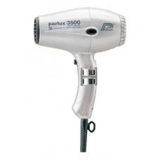 Фен для волос Supercompact 3500 Ceramic & Ionic 2000W (2 насадки, серебристый)