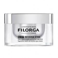 Filorga Идеальный мультикорректирующий крем для контура глаз NCEF-Reverse Eyes, 15 мл (Filorga, NCEF)