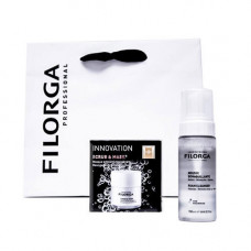Filorga Набор «Очищение» Мусс для снятия макияжа 150 мл + Отшелушивающая оксигенирующая маска 55 мл (Filorga, Demaquillante)