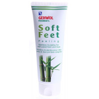 GEHWOL Пилинг Бамбук и жожоба / Soft Feet 125 мл