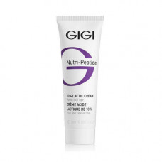 GIGI 10% Lactic cream Пептидный крем 50 мл (GIGI, Nutri-Peptide)