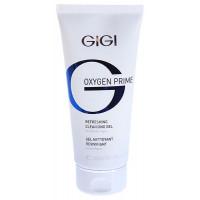 GIGI Гель очищающий освежающий / Refreshing Cleanser Gel OXYGEN PRIME 180 мл