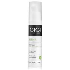 GIGI Крем ночной пролонгированного действия Тройная сила / Retin-A Triple Power Overnight Cream 50 мл