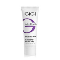 GIGI Маска Second Skin черная, 75 мл (GIGI, Nutri-Peptide)