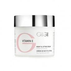 GiGi Ночной лифтинговый крем «Витамин Е», 50 мл (GiGi, Vitamin E)