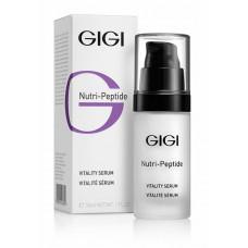 GIGI Сыворотка пептидная оживляющая / Vitality Serum NUTRI-PEPTIDE 30 мл