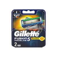GILLETTE Сменные кассеты Fusion ProGlide Power 2 шт.