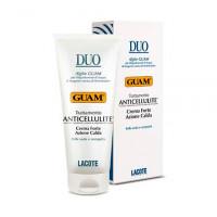 GUAM, Крем для тела антицеллюлитный, с разогревающим эффектом, 200 мл
