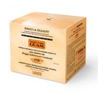 GUAM, Разогревающая маска с микрокристаллами турмалина, 500 г