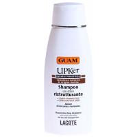 GUAM Шампунь для восстановления сухих секущихся волос / UPKer 200 мл