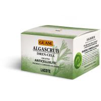 GUAM Скраб с эфирными маслами дренажный ALGASCRUB