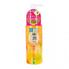 HADA LABO Гидрофильное масло для лица GOKUJYUN с гиалуроновой кислотой