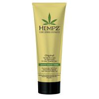 HEMPZ Шампунь растительный оригинальный сильной степени увлажнения для поврежденных волос 265 мл