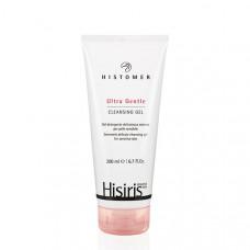 HISTOMER Гель мягкий для очищения кожи лица / HISIRIS ULTRA Gentle Cleansing Gel 200 мл