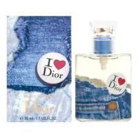 I Love Dior: туалетная вода 50мл