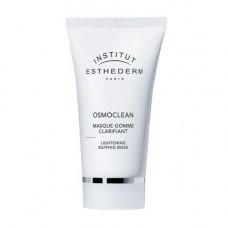 Institut Esthederm Гуммирующая осветляющая маска Masque gomme clarifiant 75 мл (Institut Esthederm, Osmoclean)