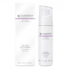 JANSSEN Биокомплекс с фруктовыми кислотами 20% / Bio-Fruit Gel Exfoliator OILY SKIN 30 мл