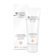 Janssen Дневной крем Оптимал Комплекс SPF 10 Medium 50 мл (Janssen, Demanding skin)