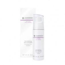 Janssen Нормализующий концентрат для ухода за жирной кожей 30 мл (Janssen, Oily skin)