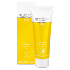 Janssen Солнцезащитная эмульсия для лица и тела SPF50+, 75мл (Janssen, Sun secrets)