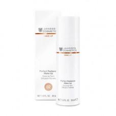 Janssen Стойкий тональный крем SPF-15 для всех типов кожи (олива) 30 мл (Janssen, Make up)