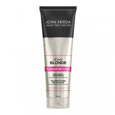 JOHN FRIEDA Шампунь для окрашенных волос восстанавливающий SHEER BLONDE Flawless Recovery