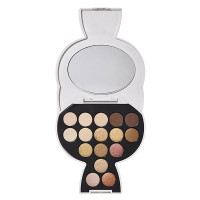 KARL LAGERFELD & MODELCO Палетка теней для век CHOUPETTE COLLECTABLE EYESHADOW PALETTE DAY TO NIGHT