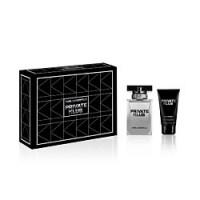 KARL LAGERFELD Подарочный набор Private Klub for Men Туалетная вода, спрей 50 мл + гель для душа 100 мл