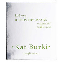 KAT BURKI Маска для глаз с комплексом KB5 восстанавливающая 8 шт.