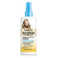 KERANOVE Спрей для волос тонирующий Blond Vacances