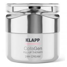 Klapp Крем дневной Full-Up Therapy 24 h Cream, 50 мл (Klapp, CollaGen)