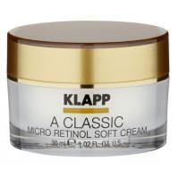 KLAPP Крем-флюид для лица Микроретинол / A CLASSIC 30 мл