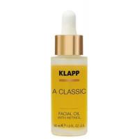 Klapp Масло для лица с ретинолом, 30 мл (Klapp, A classic)