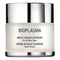Крем ночной для лица Bioplasma Night Cream Supreme 50мл: Крем 50мл