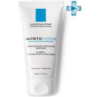 La Roche-Posay Питательный крем для глубокого восстановления кожи Нутритик Интенс, 50 мл (La Roche-Posay, Nutritic)