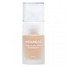Л'Этуаль Легкий тональный крем естественный эффект WEAR&GO Daily nude-effect foundation