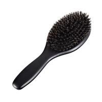 Л'ЭТУАЛЬ Щетка для волос массажная с натуральной щетиной полупрофессиональная