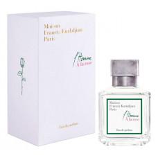 L'Homme A La Rose: парфюмерная вода 70мл