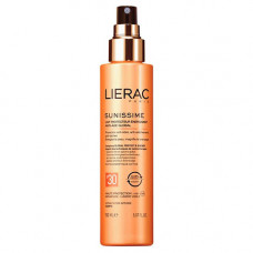 Lierac Солнцезащитное тонизирующее молочко Саниссим для тела SPF 30, 150 мл (Lierac, Sunissime)
